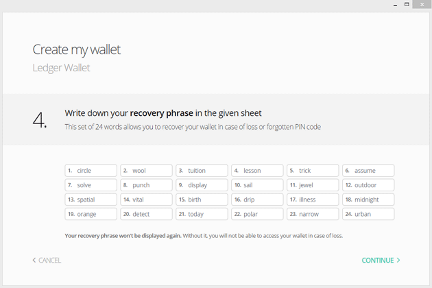 ledger-wallet-nano-review-recovery-phrase